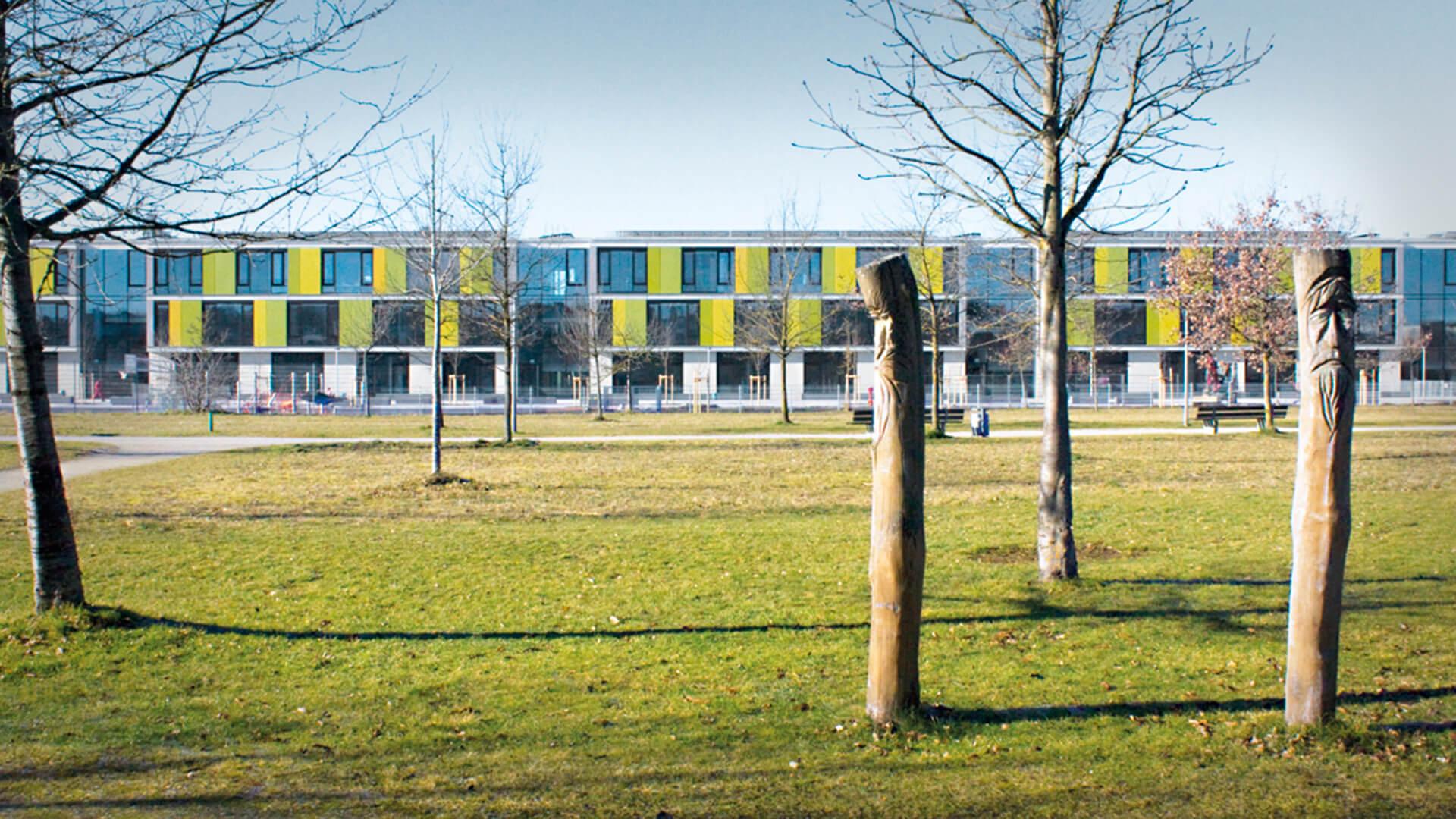 Gymnasium Trudering, München