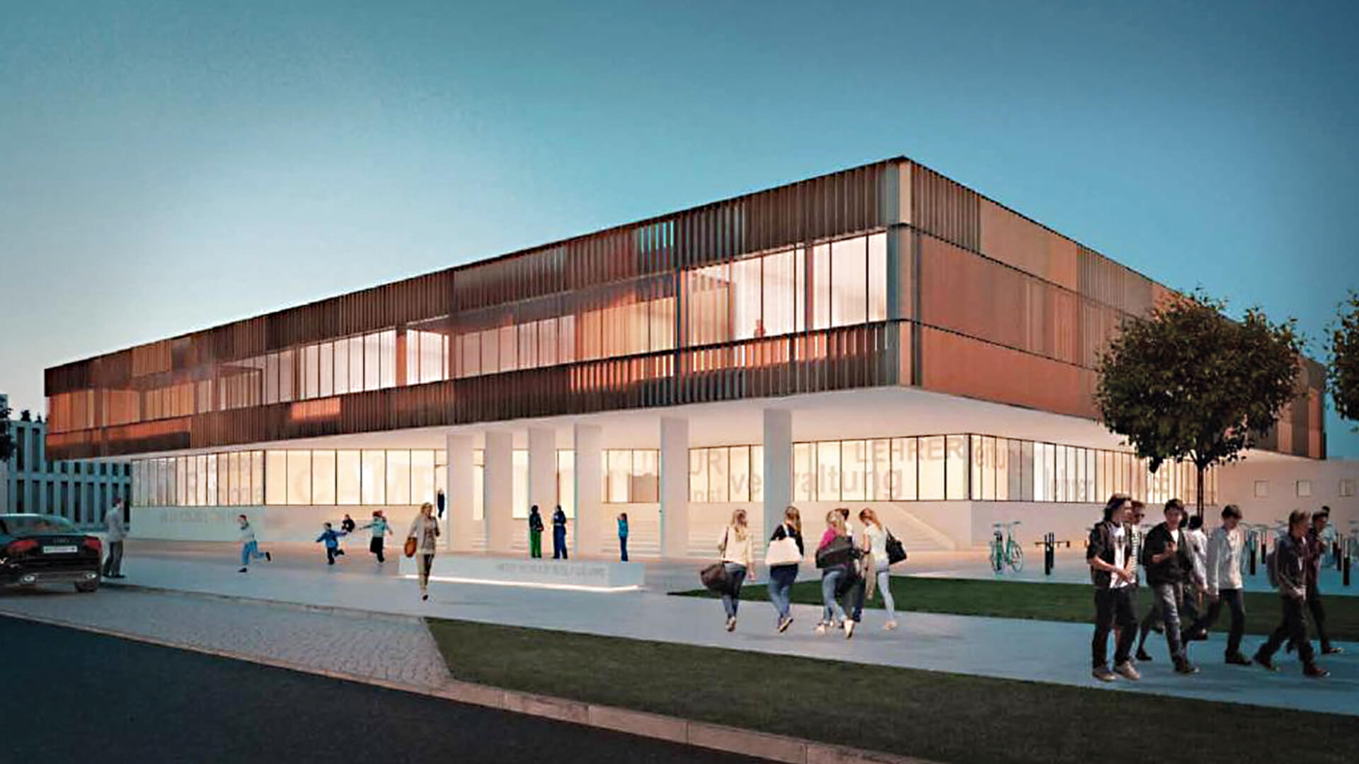 Neue Schule Wolfsburg