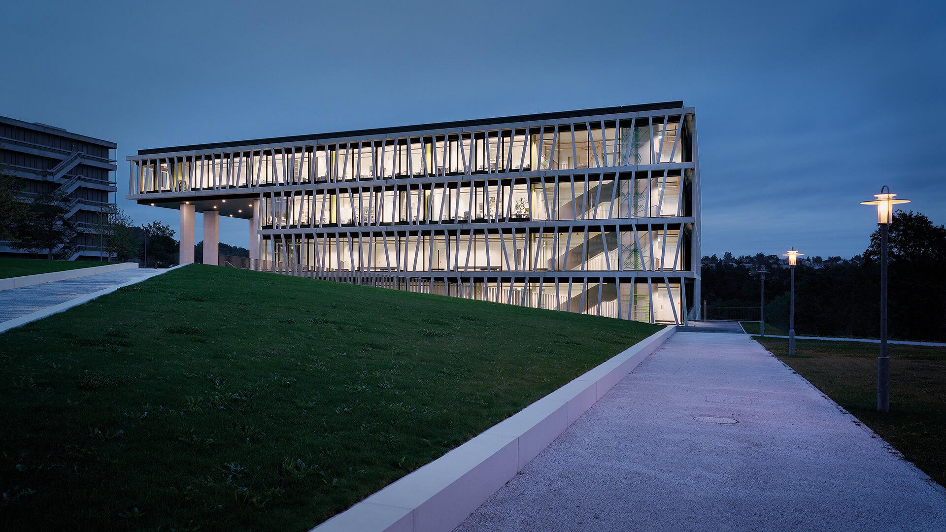 Zentrum für Molekularbiologie der Pflanzen (ZMBP), Tübingen