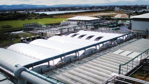 Industriehallen Dublin Bay