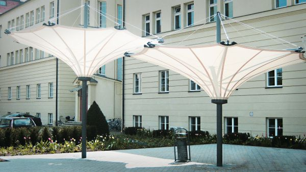 Umbrellas, Potsdam, Germany